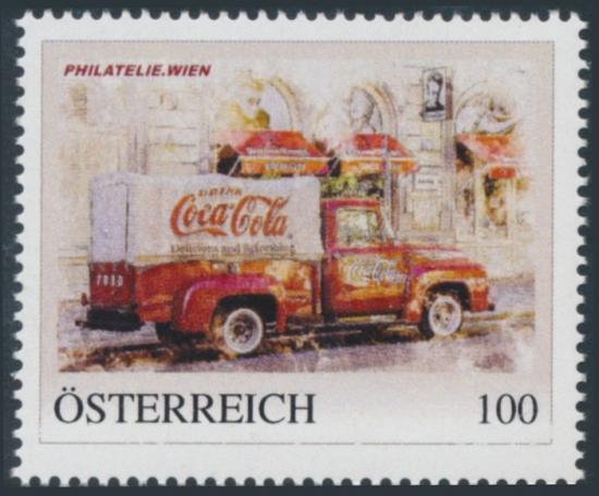 8137696 - PM - Personalisierte Marke - Oldtimer - Ford - PHILATELIE.WIEN - Postfrisch ** / DB / Kommissionsverkauf