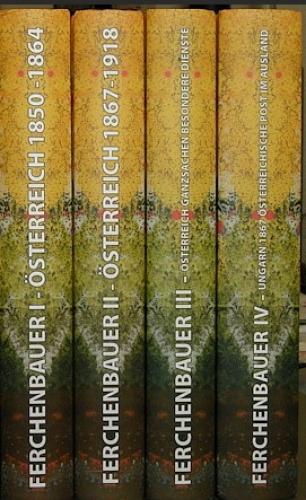 Alle 4 Bände Ferchenbauer