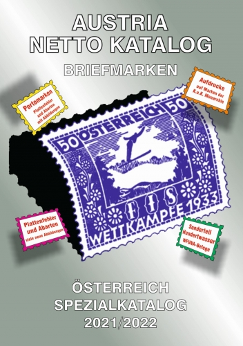 ANK-Briefmarken Österr. Spezial 2021/2022