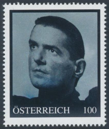 8138422 - PM - Personalisierte Marke - In Memoriam Falco - Hans Hölzl - Postfrisch ** / DB / Kommissionsverkauf