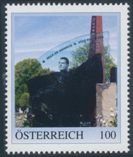 8138473 - PM - Personalisierte Marke - In Memoriam Falco - Hans Hölzl - Postfrisch ** / DB / Kommissionsverkauf