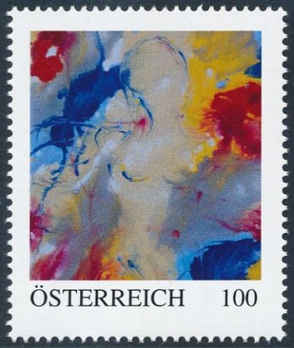 8138250 - PM - Personalisierte Marke - Gemälde - Erotik - Frau - Postfrisch ** / DB / Kommissionsverkauf