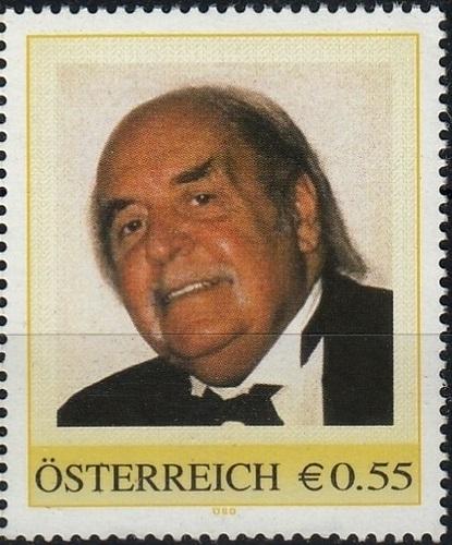 PM - Personalisierte Marke - Kafunek Gerhart - Postfrisch ** / DB / Kommissionsverkauf