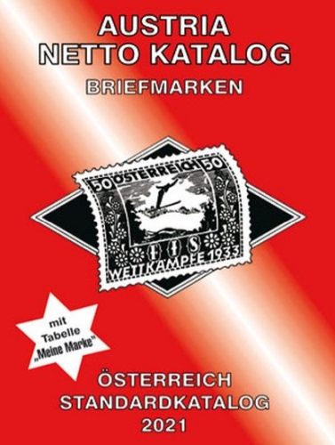 ANK-Briefmarken Österr. Standard 2021