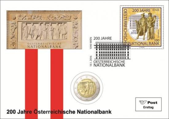OeNB - 200 Jahre Österr. Nationalbank