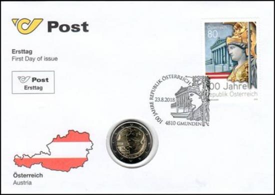 100 Jahre Republik Österreich Nr. 31a