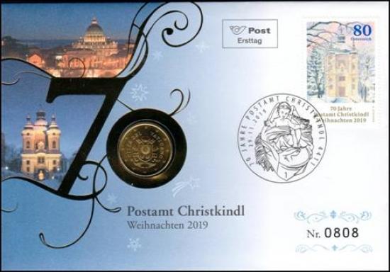 70 Jahre Postamt Christkindl