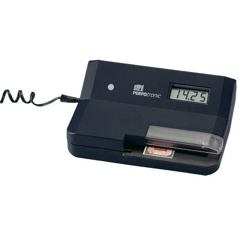 Perfotronic - vollelektronisches Zähnungs-Meßgerät