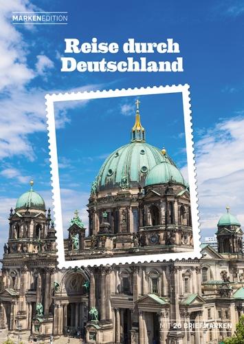 Reise durch Deutschland - Marken Edition 20 - Postfrisch ** / DB / Kommissionsverkauf